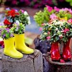 Decoración de jardín. 8 ideas para dar un toque veraniego a su jardín.