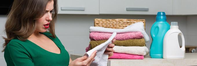 Errores mas comunes a la hora de poner la lavadora
