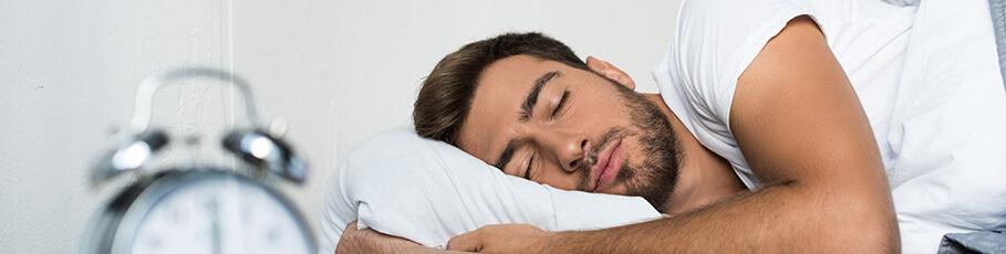 Duerma 8 horas